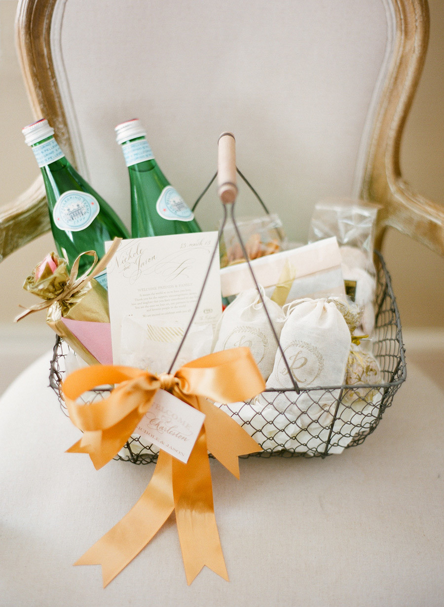 Welcome Gift Basket Ideas  Wel e Boxes for your guests