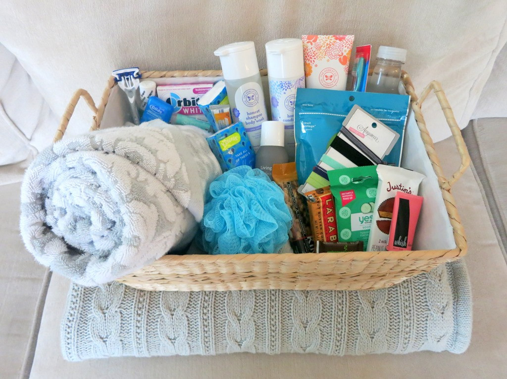 Welcome Gift Basket Ideas  Mother's Day Gift Guide 2018 Peanut Butter Fingers