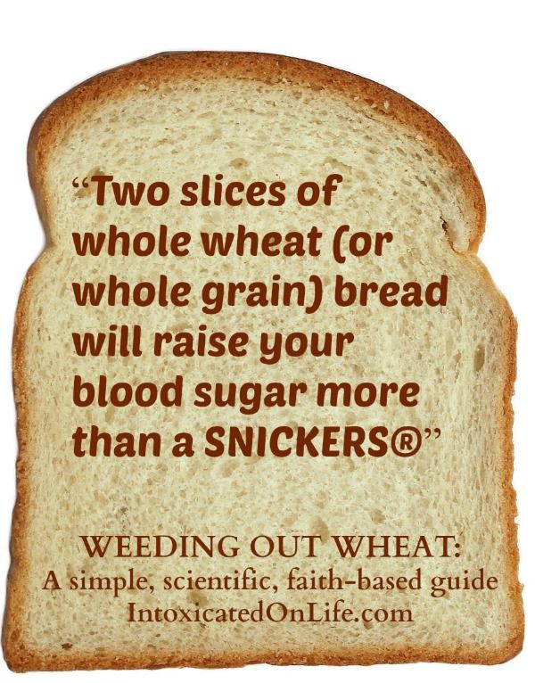 Whole Grain Bread Diabetes  32 best images about Health Diabetes on Pinterest