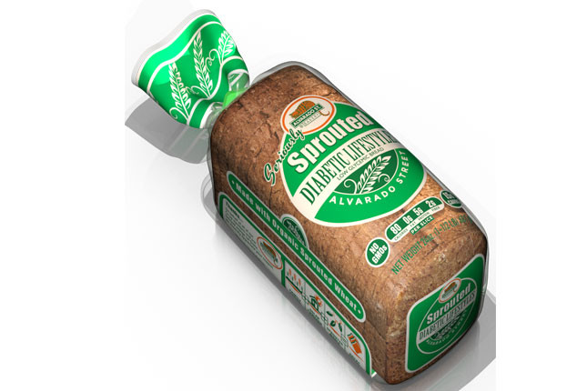 Whole Grain Bread Diabetes  whole wheat bread for diabetics