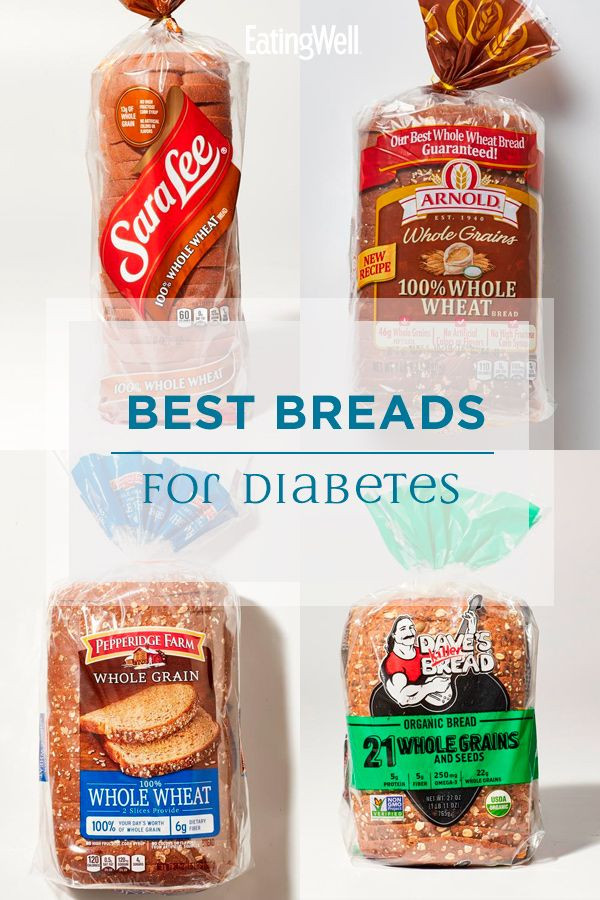 Whole Grain Bread Diabetes  Best Breads for Diabetes