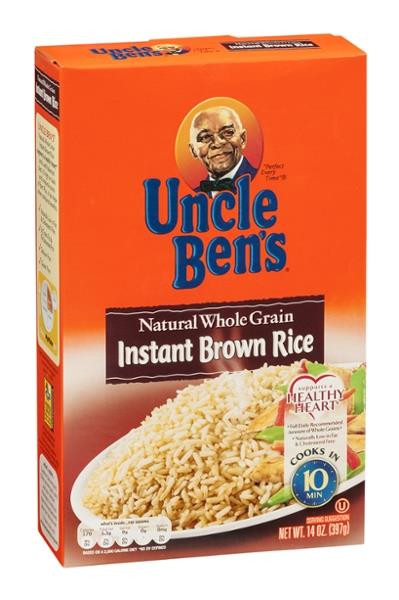 Whole Grain Brown Rice  Uncle Ben s Natural Whole Grain Instant Brown Rice