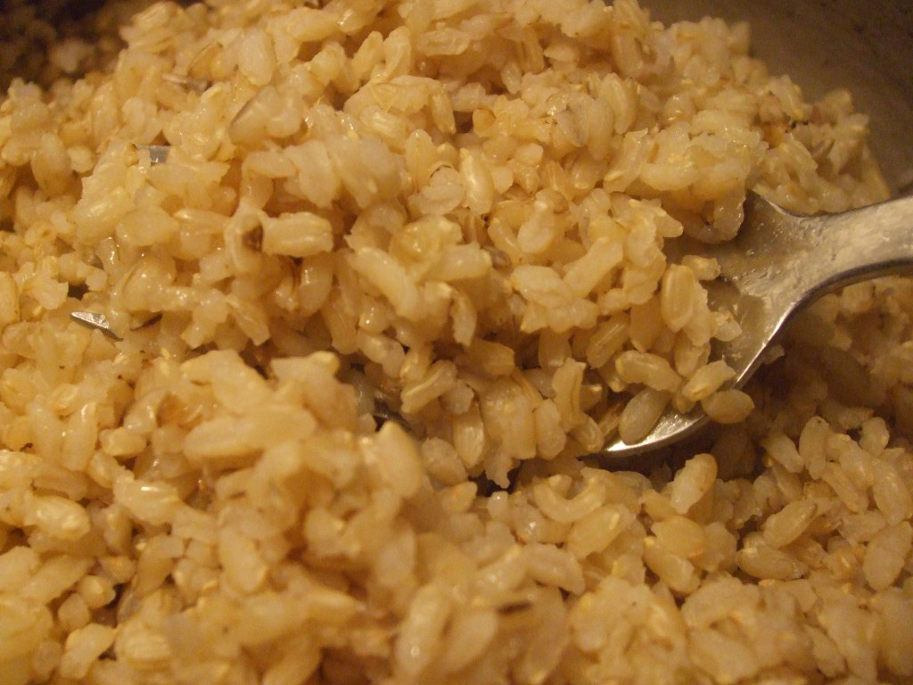 Whole Grain Brown Rice  Cooking Whole Grain Brown Rice – Mamal Diane