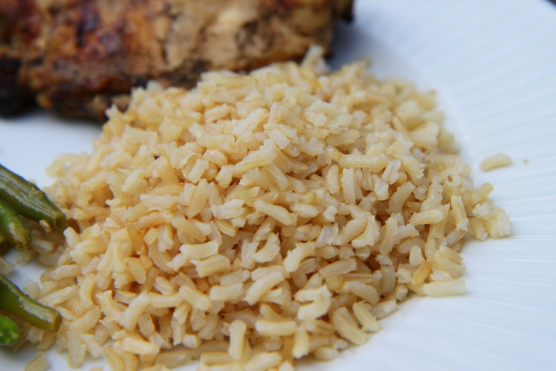 Whole Grain Brown Rice  Perfectly Baked Brown Rice MomAdvice