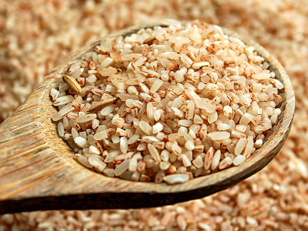 Whole Grain Brown Rice  Can You Eat Too Much Rice Cooking Light