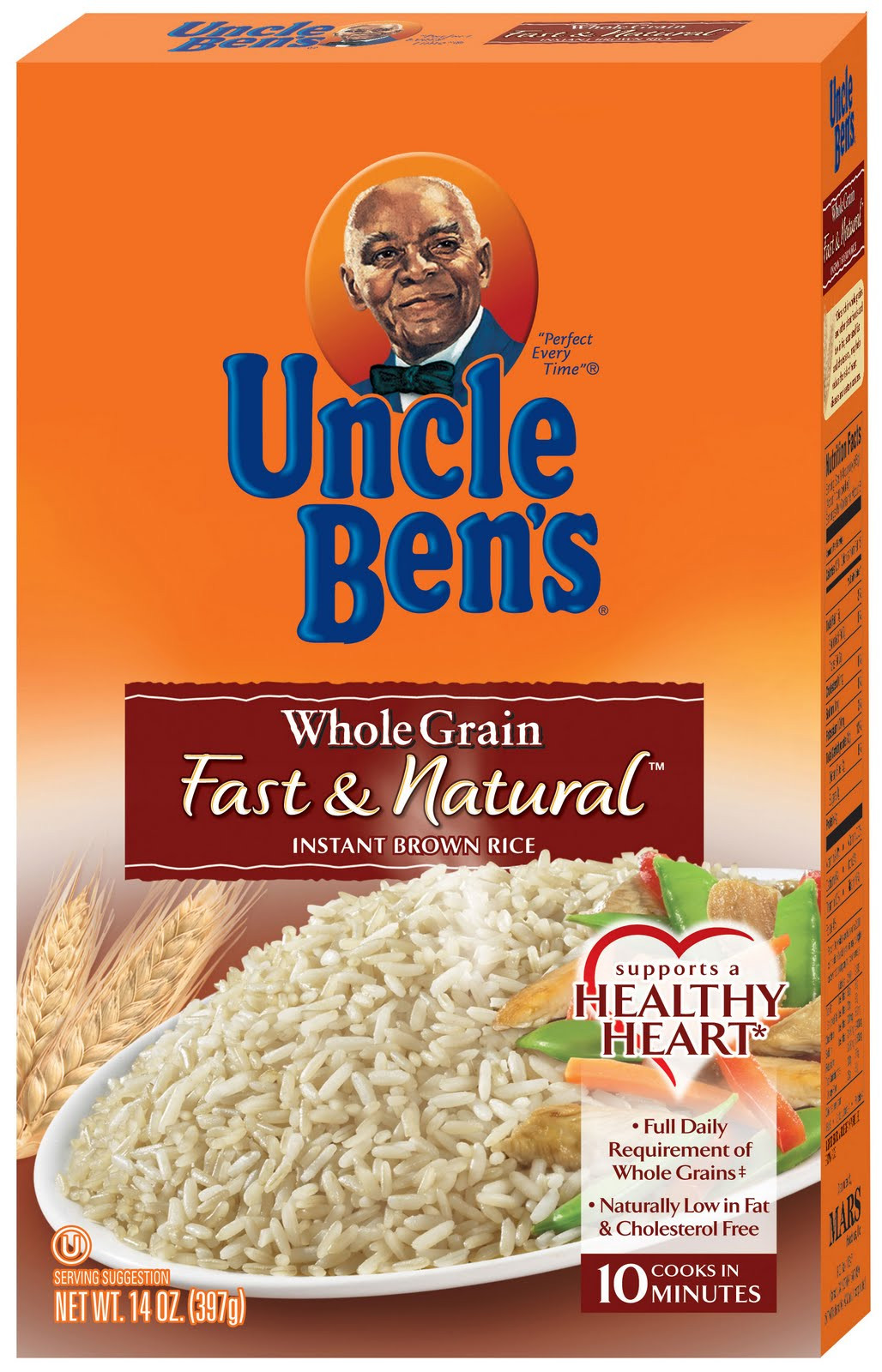 Whole Grain Brown Rice  Thanks Mail Carrier