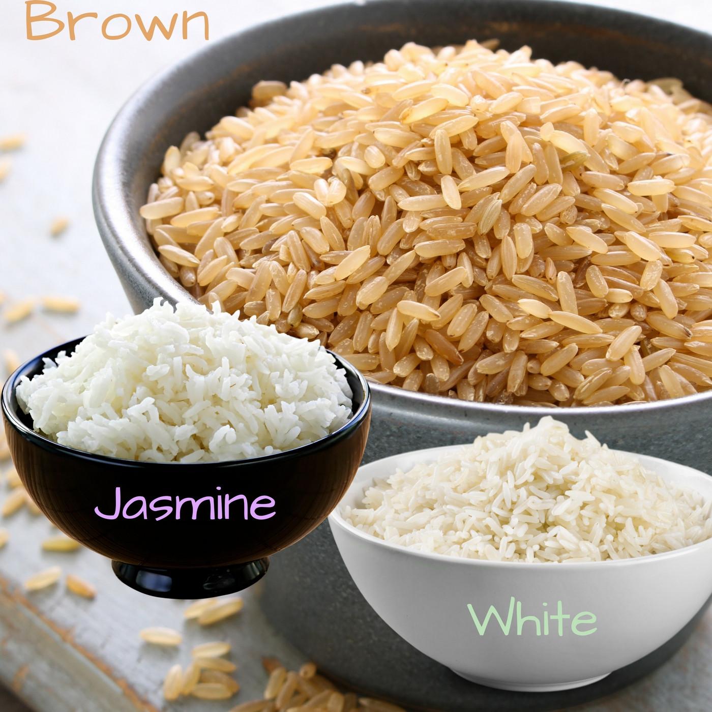 Whole Grain Brown Rice  whole grain brown rice vs long grain brown rice