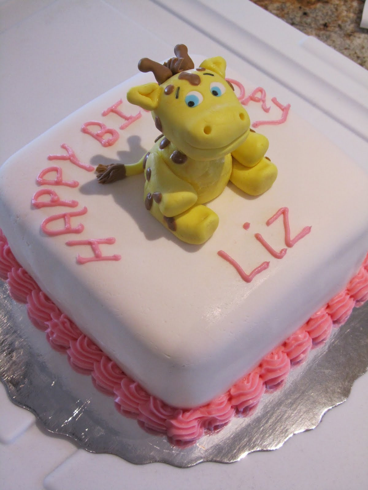 Winn Dixie Birthday Cakes  Sisters Sweet Shoppe Kids Themed Cakes