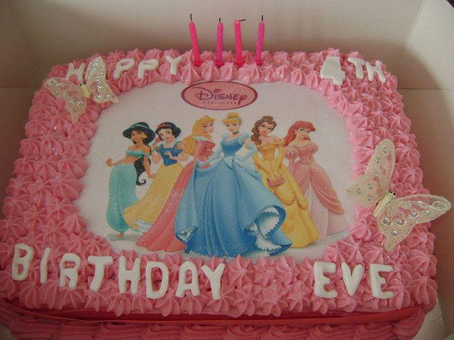 Winn Dixie Birthday Cakes  85 best Cakes Princess tiaras Castles images on