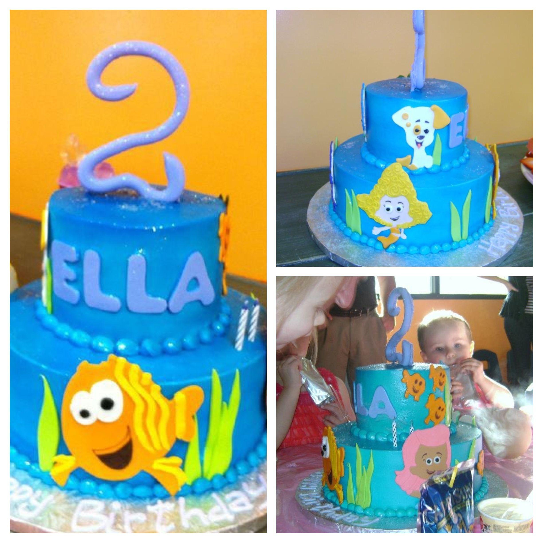 Winn Dixie Birthday Cakes  Bubble Guppies Cake Ideas Winn dixie