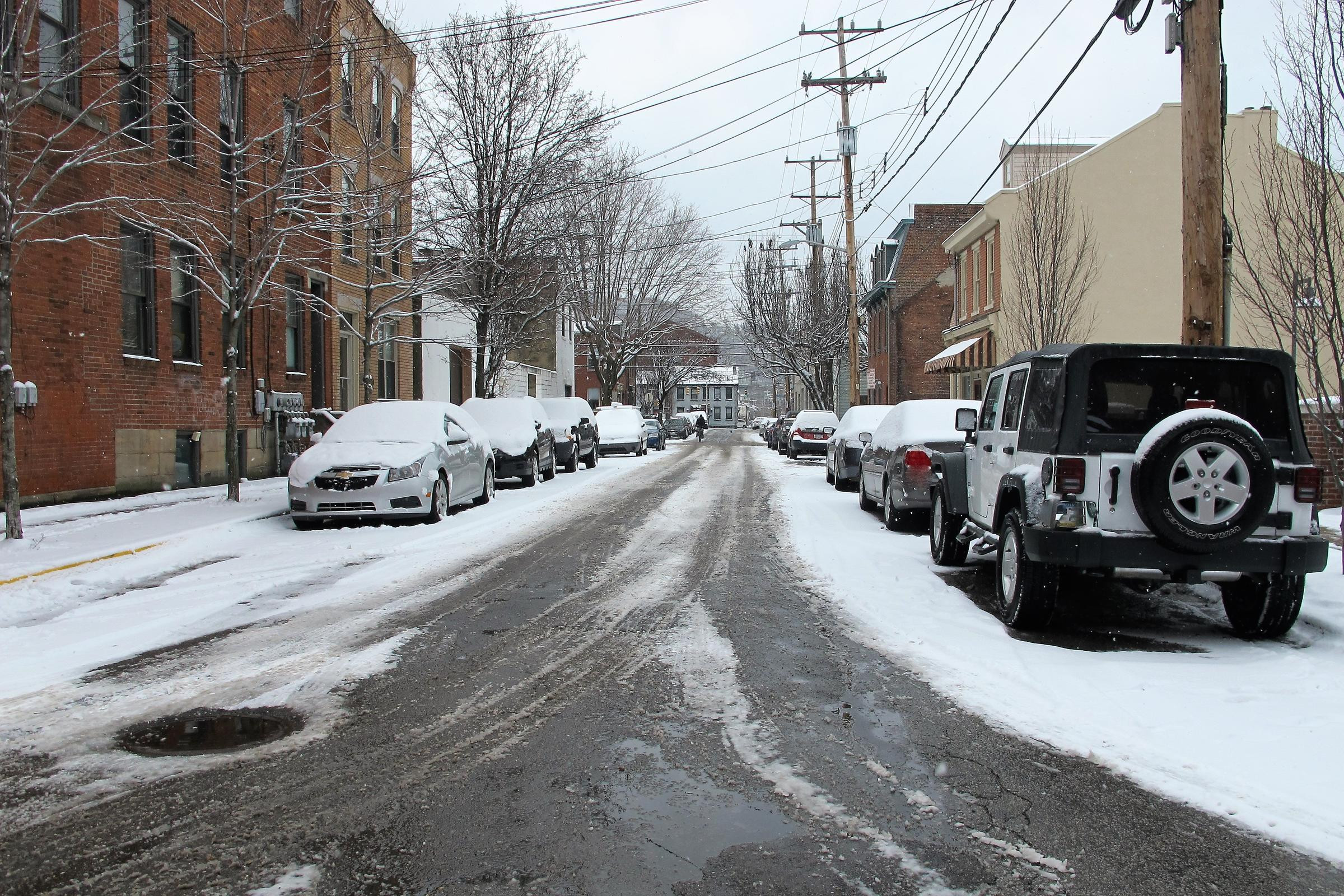 Winter Activities In Pittsburgh  Pittsburgh s Snow Plow Tracker To Return This Month With