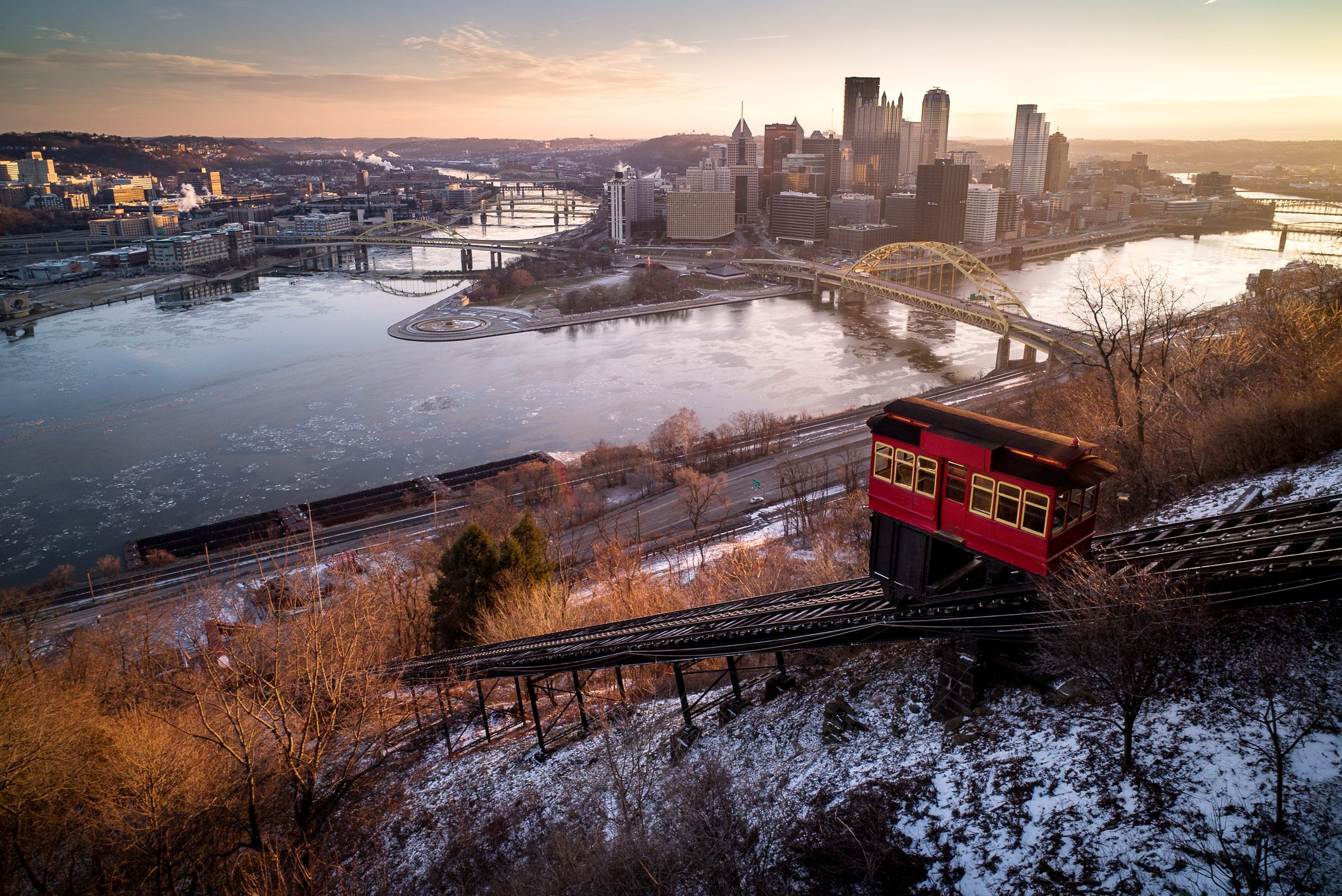 Winter Activities In Pittsburgh  Overview of Pittsburgh in Winter