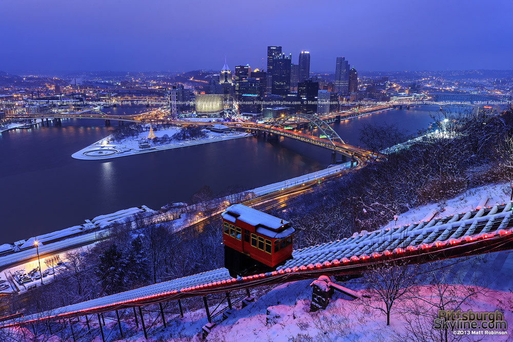 Winter Activities In Pittsburgh  The 3 Best Things To Do In Pittsburgh This Holiday Season