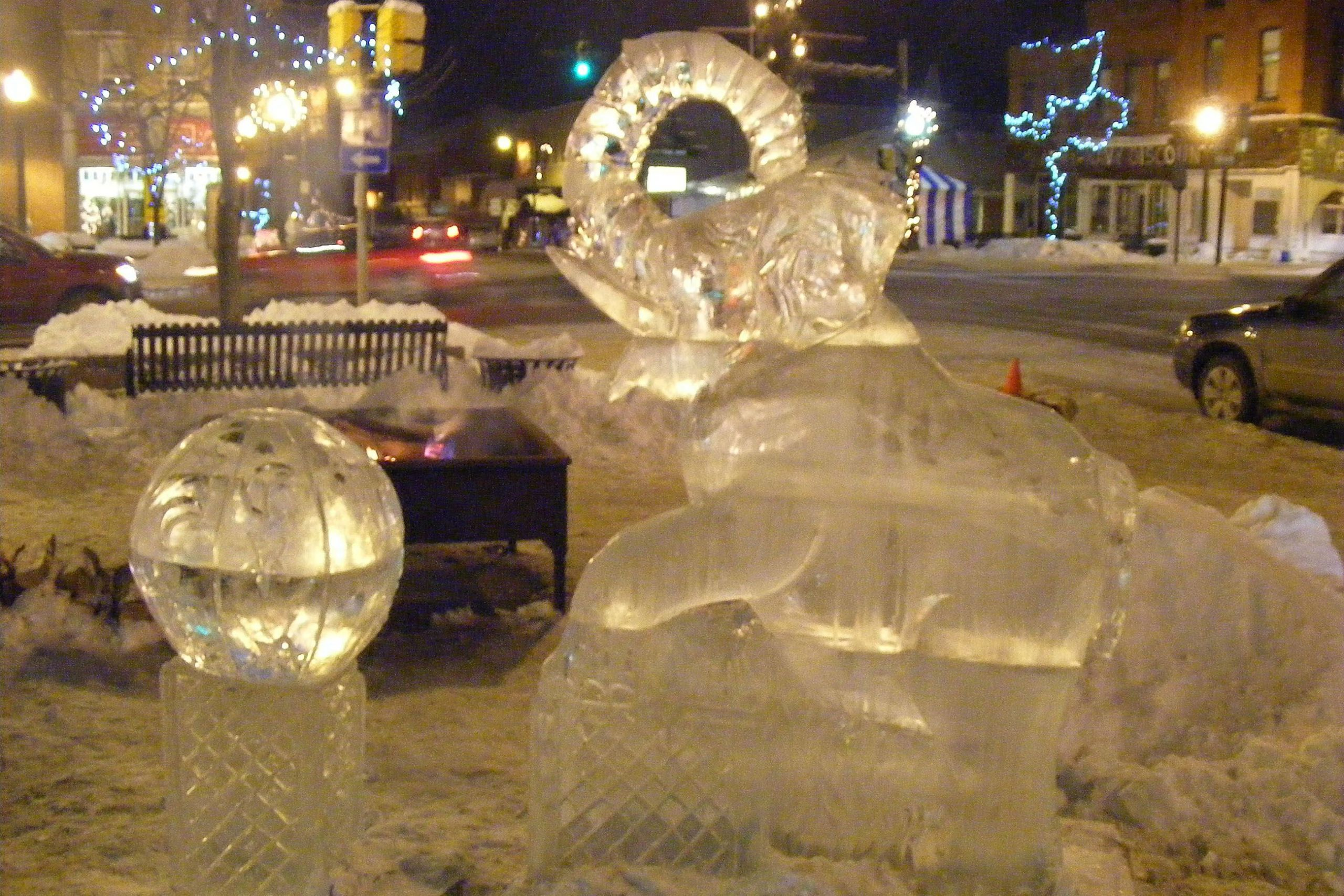 Winter Activities In Pittsburgh  Snow or shine the region s winter festivals are sure cure