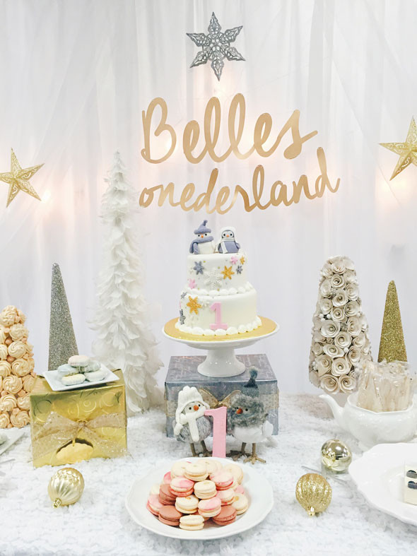 Winter Birthday Party Ideas For 1 Year Old  29 Winter Wonderland Birthday Party Ideas Pretty My