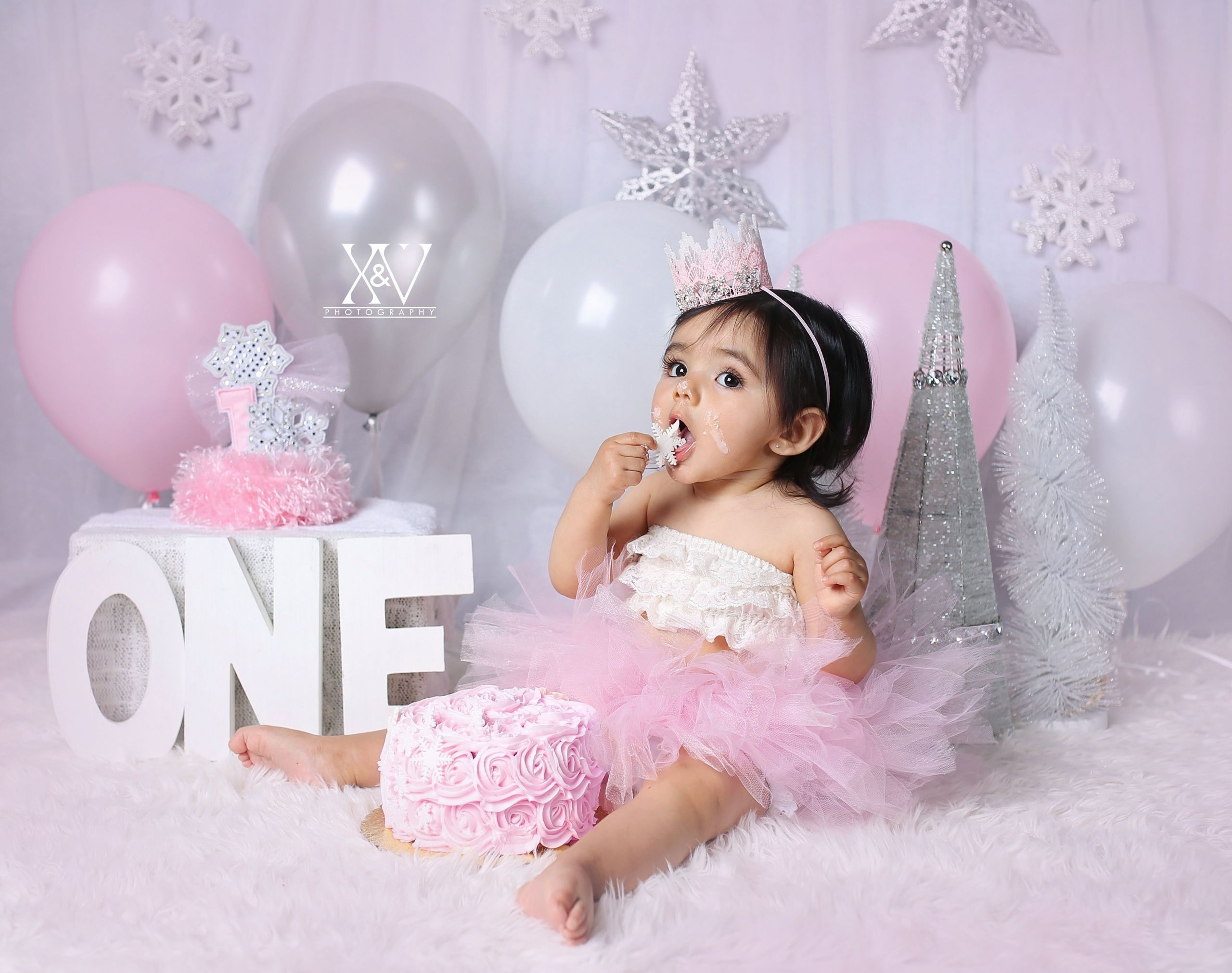 Winter Birthday Party Ideas For 1 Year Old  Winter ONEderland birthday