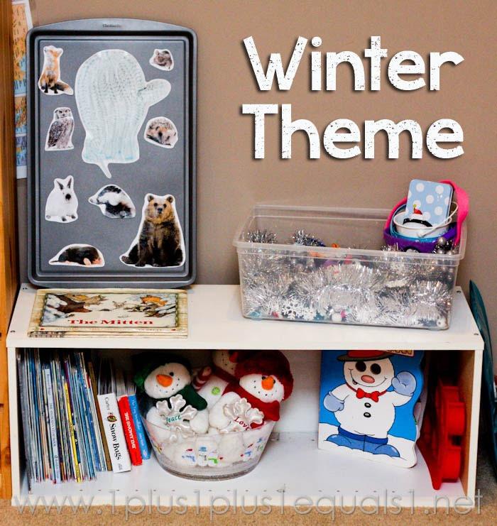 Winter Themed Activities For Preschoolers  Winter Theme Preschool Fun