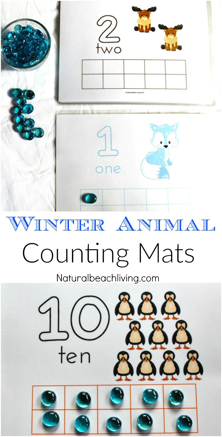 Winter Themed Activities For Preschoolers  20 December Preschool Themes with Lesson Plans and