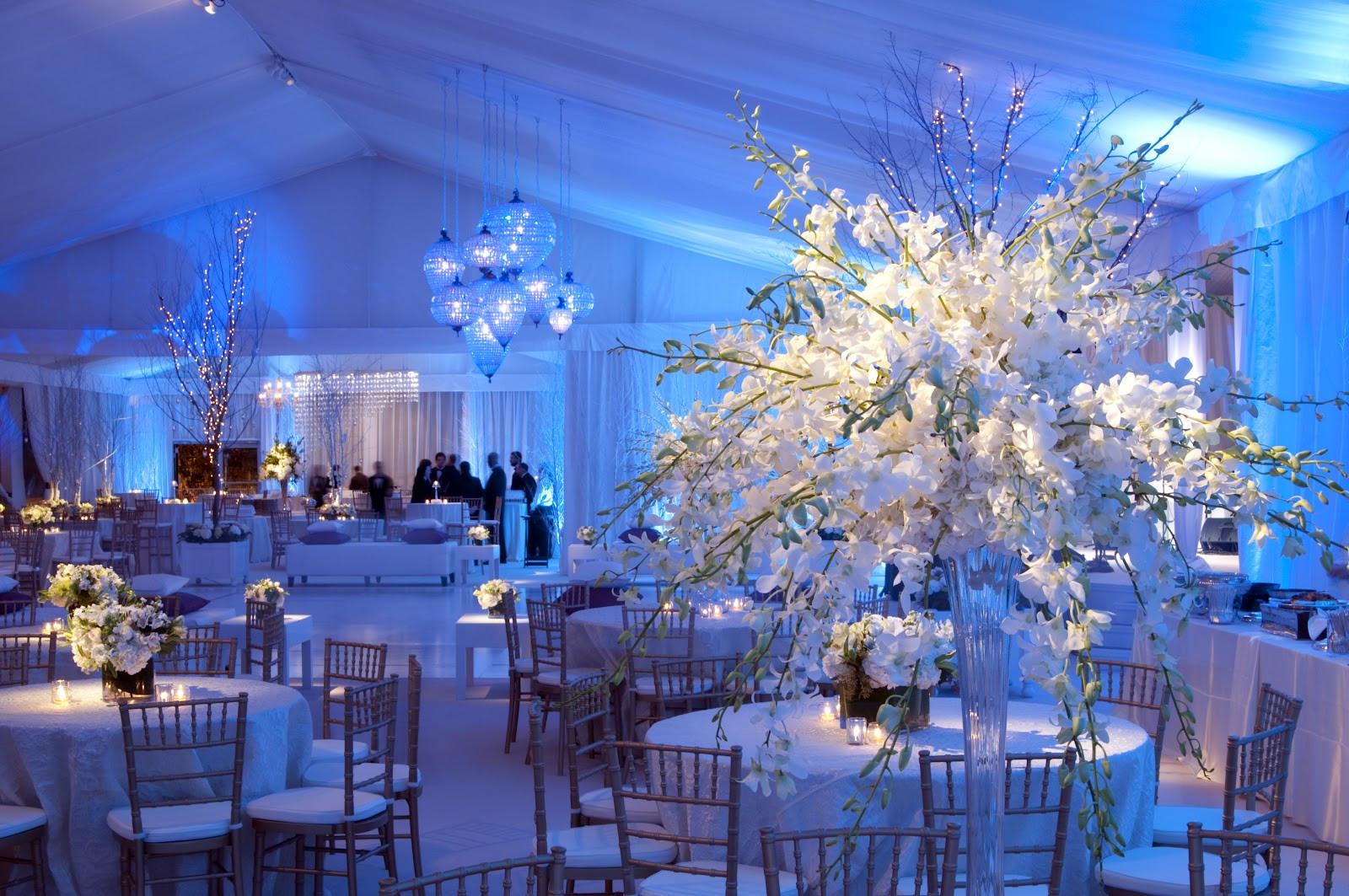 Winter Wedding Ideas Themes  Winter Wedding Theme