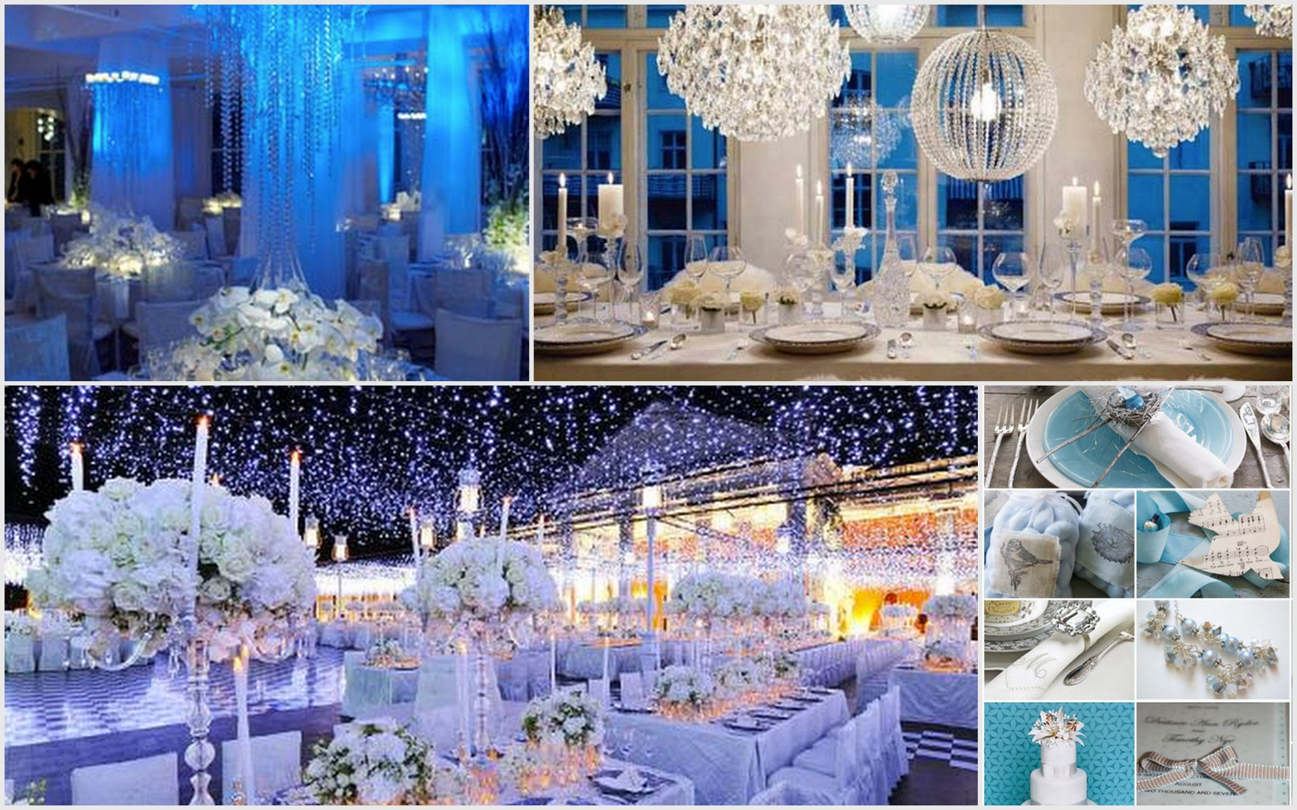 Winter Wedding Ideas Themes  Wedding Theme