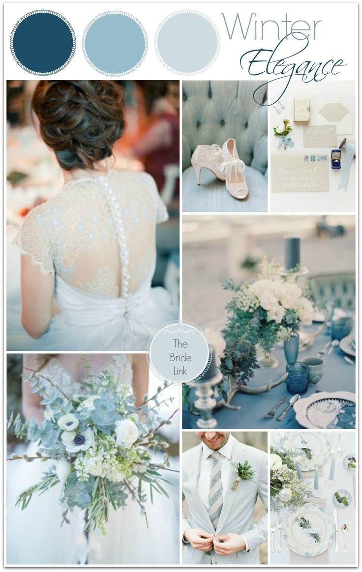 Winter Wedding Ideas Themes  Winter Wedding Color Ideas