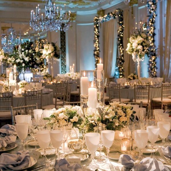 Winter Wedding Ideas Themes  12 Magically Romantic Winter Wedding Ideas for 2017