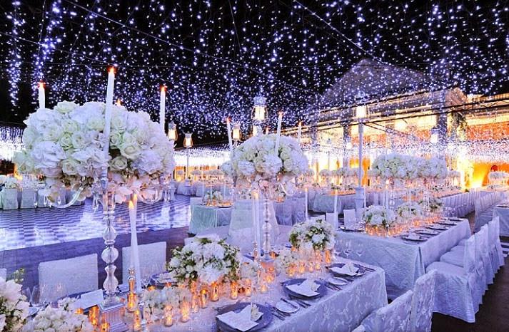 Winter Wedding Ideas Themes  Winter Wedding Ideas