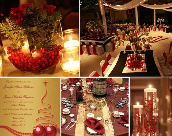 Winter Wedding Ideas Themes  Beautiful Winter Wedding Theme Ideas