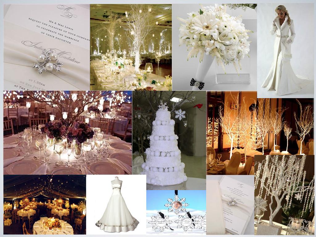 Winter Wedding Ideas Themes  winter wedding invites blog