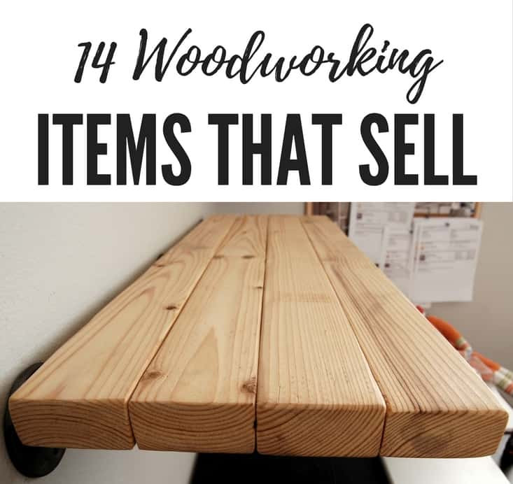 Wood Craft Ideas To Make Money  14 Woodworking Items that Sell