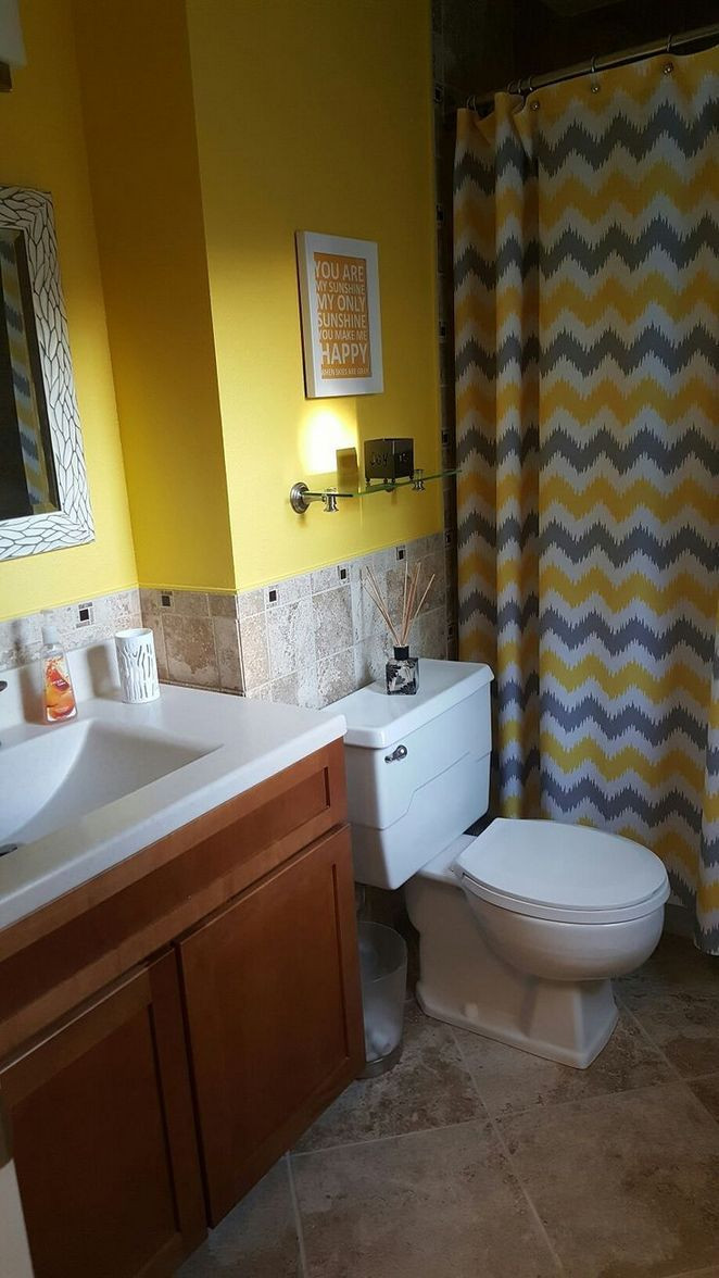 Yellow And Gray Bathroom Decor  45 Unusual Facts About Yellow and Grey Bathroom