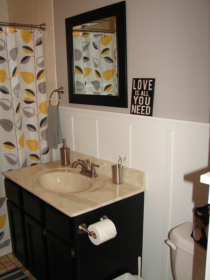 Yellow And Gray Bathroom Decor  57 best Ideas for yellow and grey bathroom redo images on