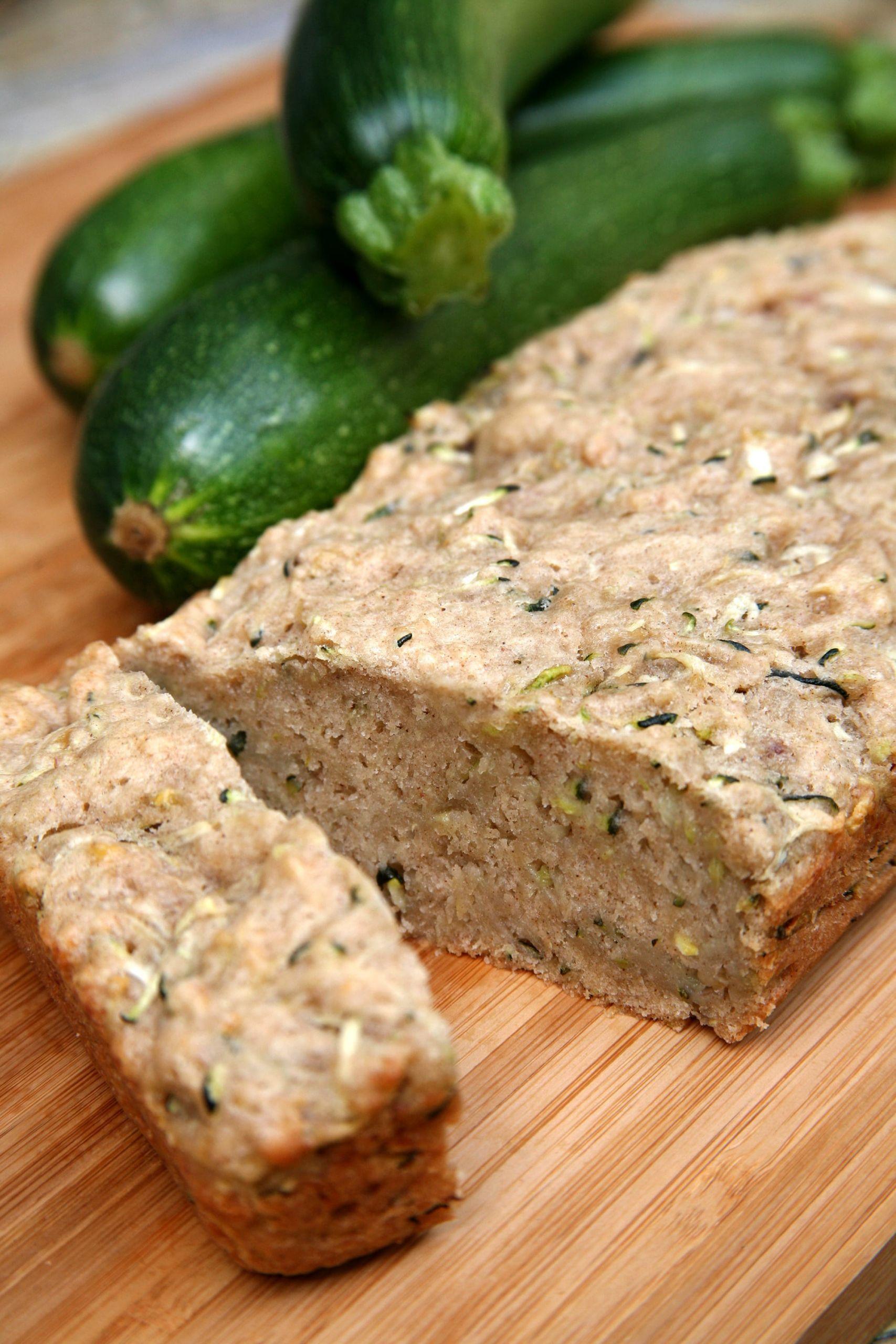 Zucchini Bread Vegan  Healthy Zucchini Bread Vegan