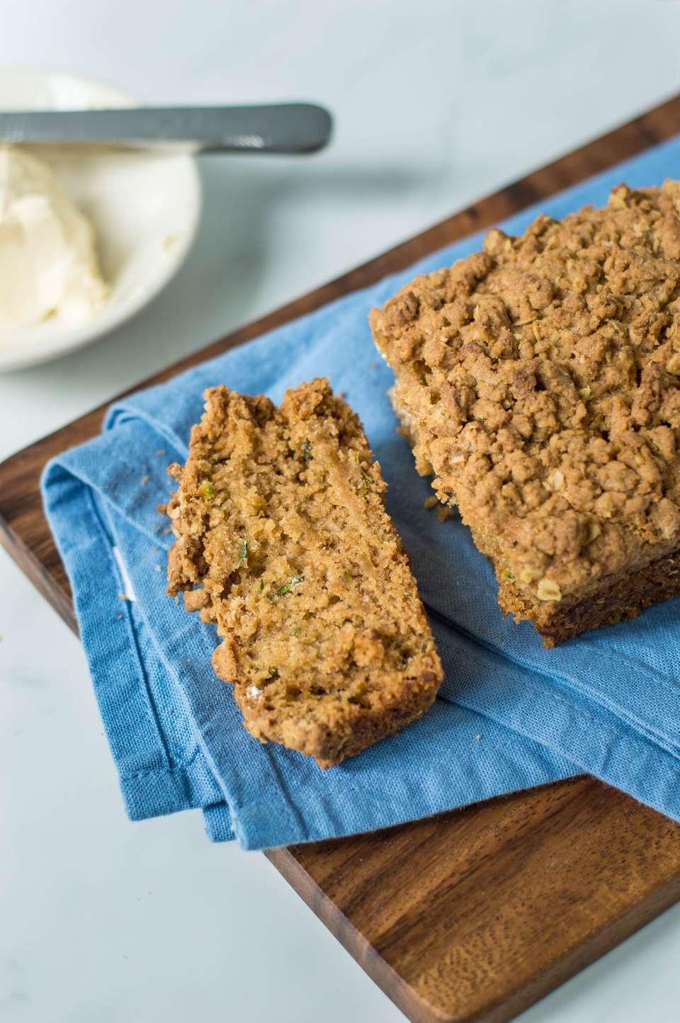 Zucchini Bread Vegan  Vegan Zucchini Bread Recipe for Bread Lovers