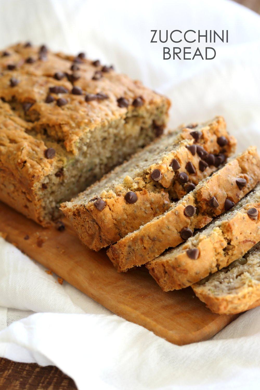 Zucchini Bread Vegan  Vegan Zucchini Bread Recipe Vegan Richa